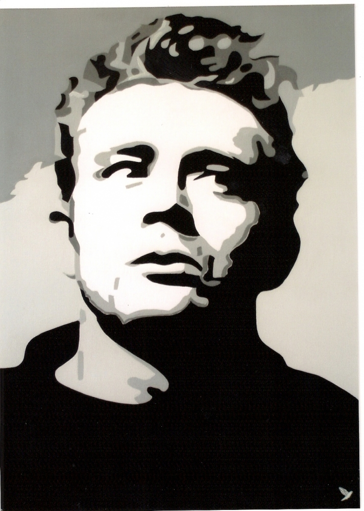 James Dean by @do